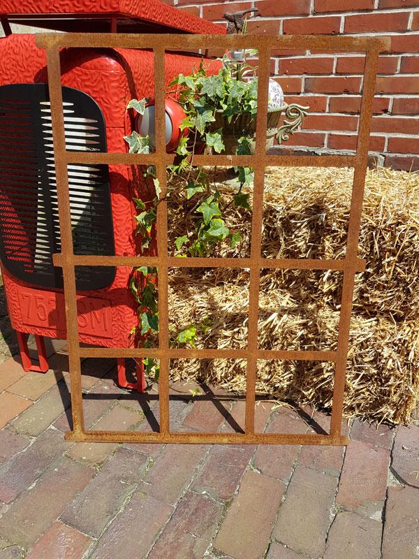 Bauernhoffenster für Gartenmauer