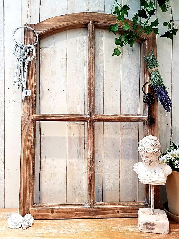 Holz Fensterrahmen Vintage
