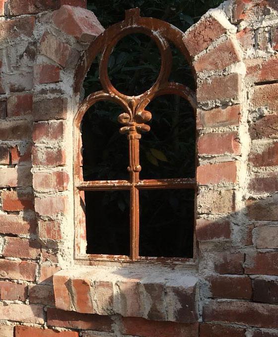 Eisenfenster Versand