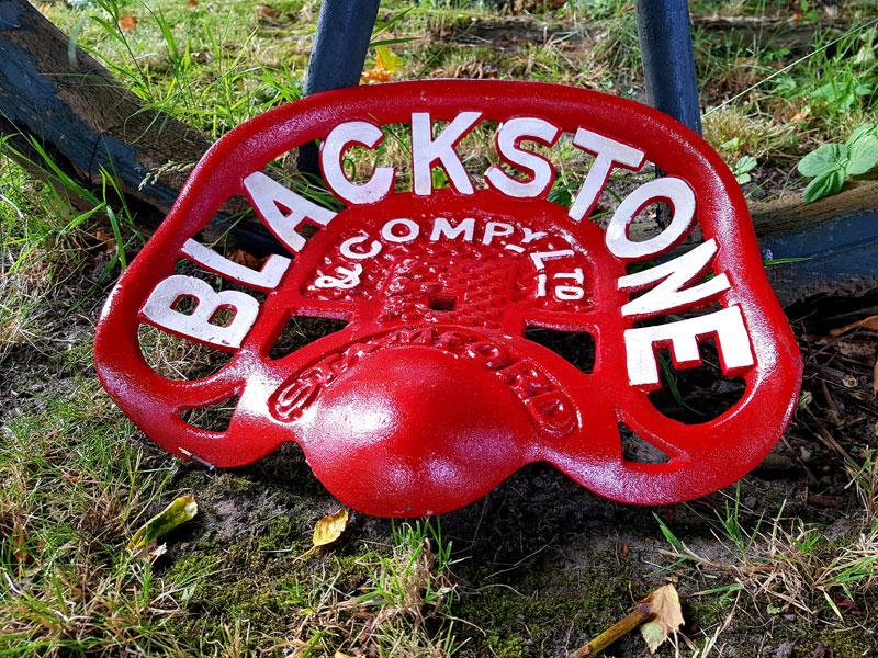 """Traktorsitz Sitzschale """"Blackstone"""""""